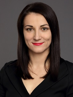 Katarína Brydone will become a new Head of Investment Properties of CBRE Czech Republic